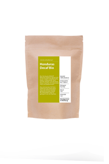 Peru SHB Decaf Co2 Bio 250g