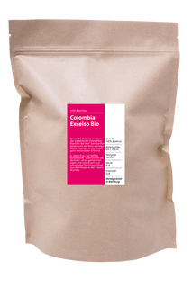 Colombia Excelso Bio 1000g