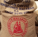 India Monsooned Malabar (Rohkaffee)