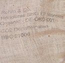 Peru SHB decaf CO2 Bio (Rohkaffee)